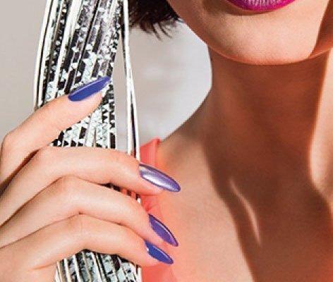 Nagels ultra violet sopolish
