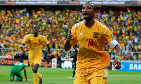 Ethiopia sailed to uncharted waters this year, scoring their first ever AFCON finals goal.