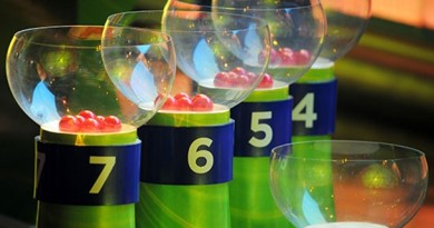 World Cup Qualifying Draw - UEFA