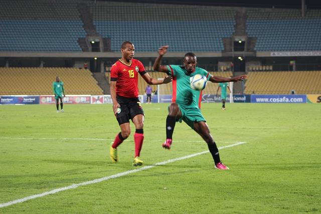 CAF World Cup Qualifying