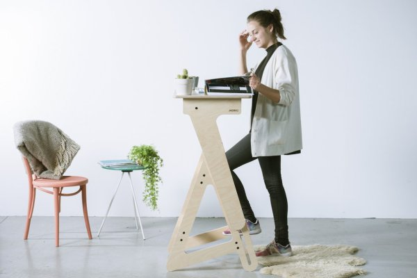 Standing desk goed als rugpreventie?