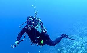 duiken met rugpijn