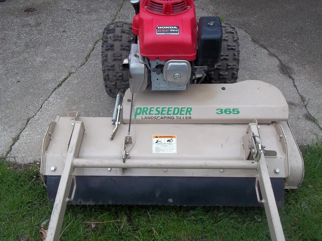 Lesco 48 Walk Behind Mower Parts