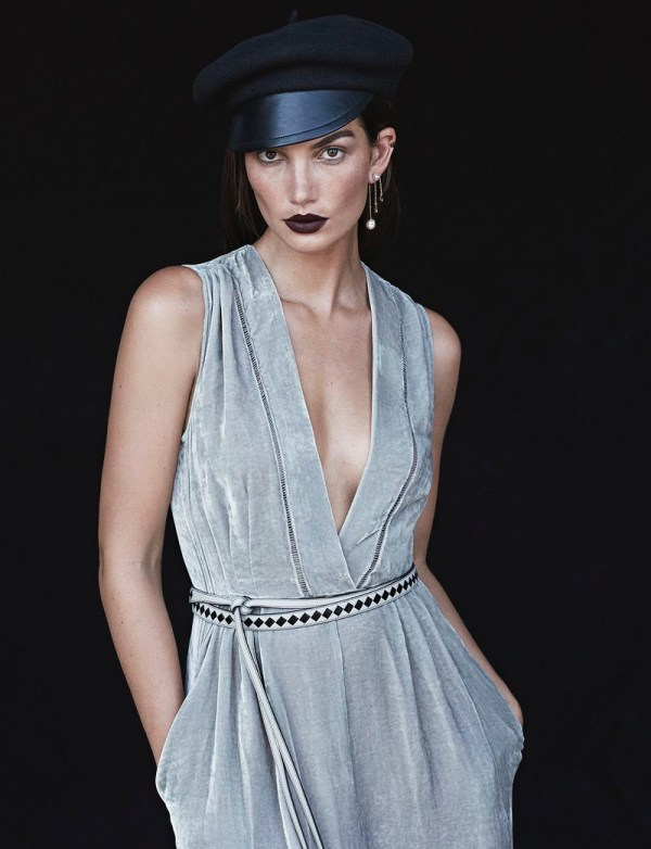 0f3a7c7125 LILY ALDRIDGE FOR NARCISSE MAGAZINE   We Good Looking