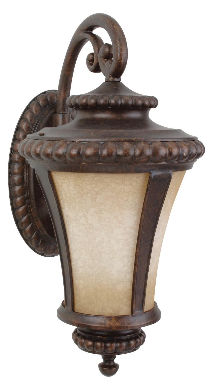 Bronze Flush Mount Light
