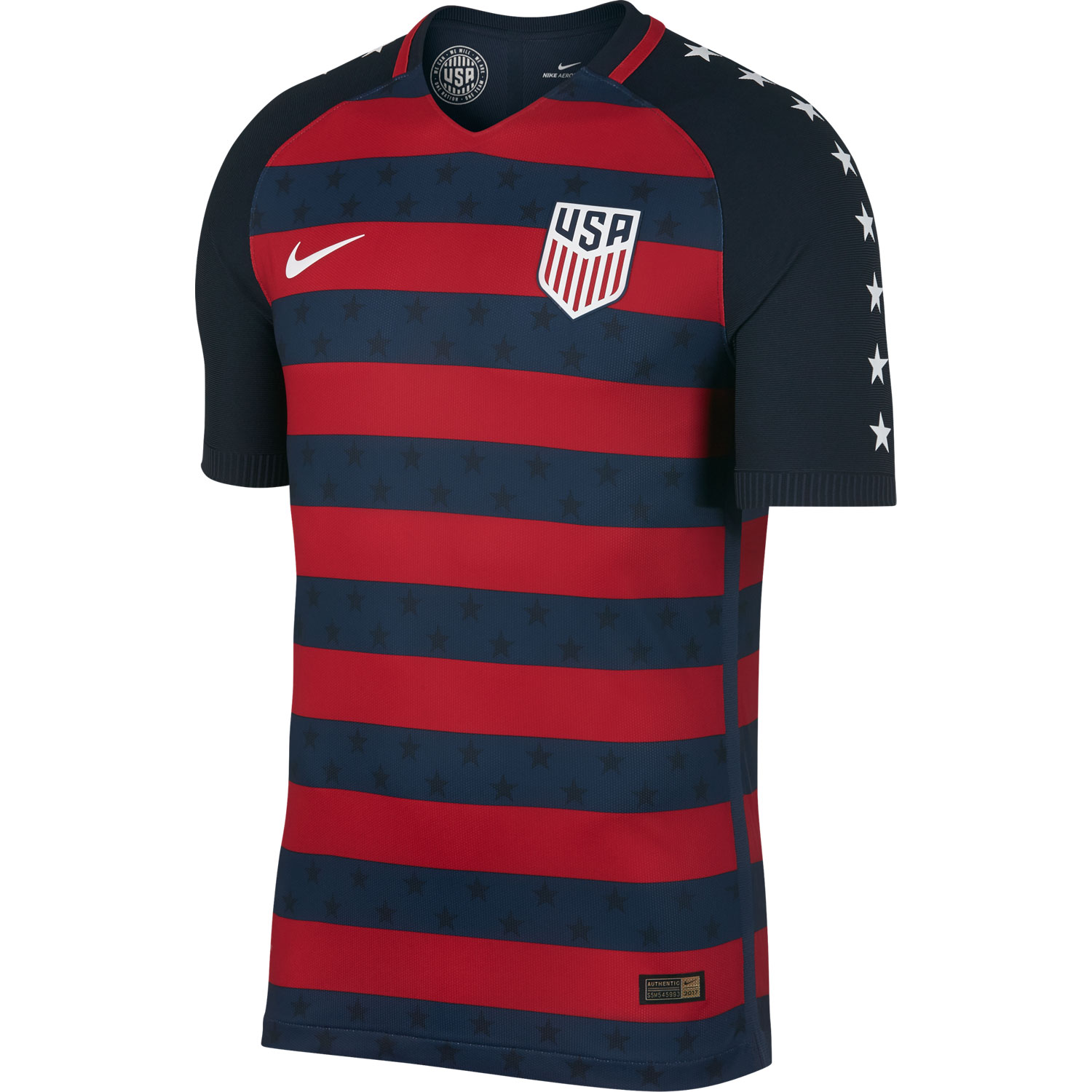 Nike Usa Gold Cup Official Match Jersey