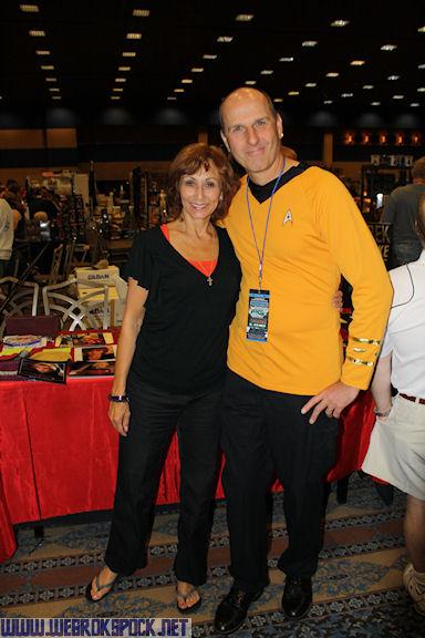 Vitina Marcus Star Trek