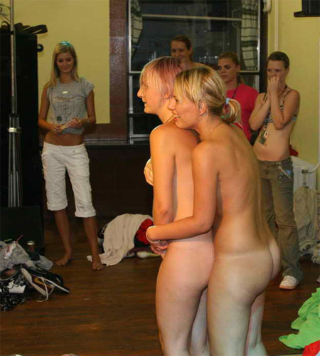 Nude females embarrassed Various sexy