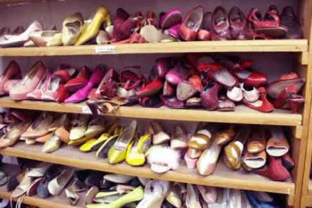 5 Easy Steps to Declutter Your Home   We Hate To Waste Cluttered Shoes on Closet Shelves