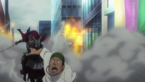 Gate Explosions