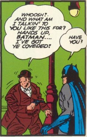 Batman 3-2 -1 recut