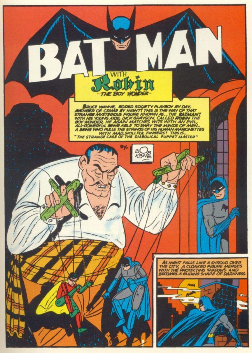 Batman 3-1 -1