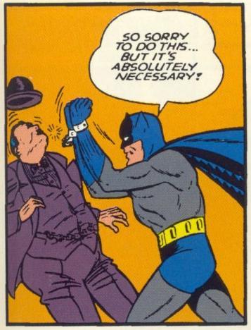 Batman 3-4 -5 recut