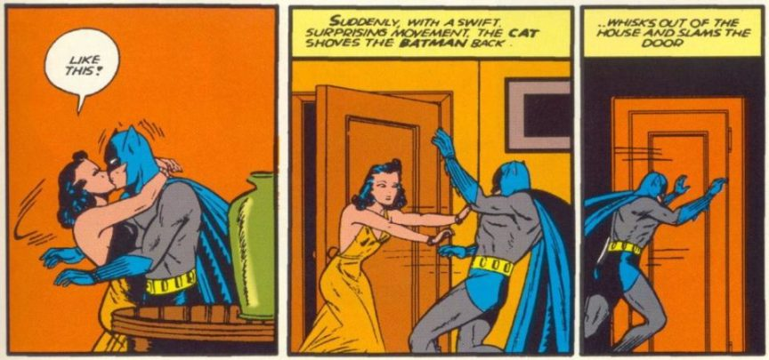 Batman 3-4 -9 recut