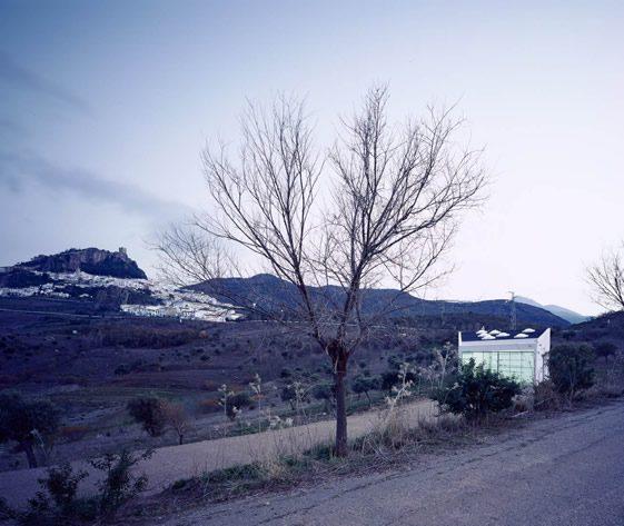 Canoes Landscape by Julio Barreno Arquitecto