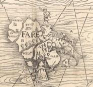 Wyspy Owcze i do dziś kojarzony z Wyspami Brytyjskimi dudziarz.