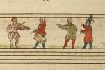 Muzyka ludowa w XVI wieku...
