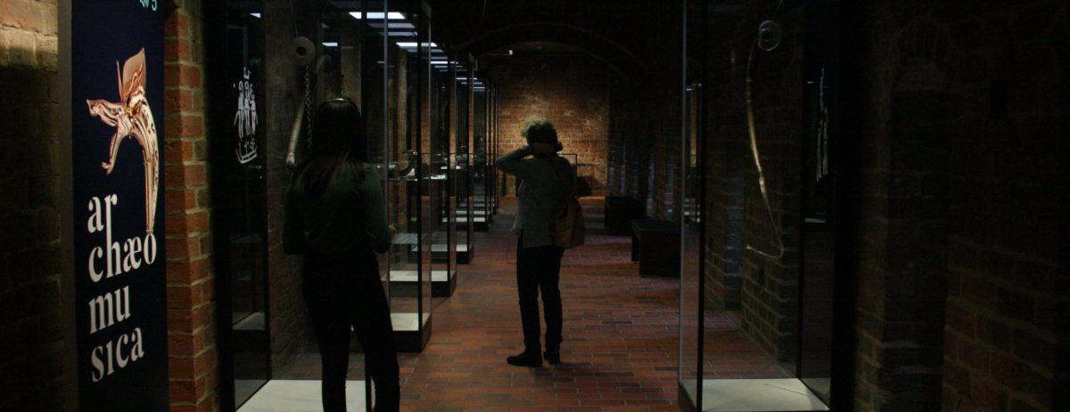 Archaeomusica, nowoczesna wystawa instrumentów muzycznych