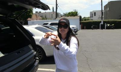Kyle Richards Calls Out PC Crowd After Macy's Pulls Skinny Jeans Plates