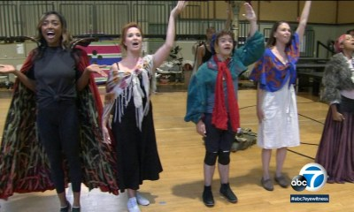 'Into the Woods': Enchanted world takes over Hollywood Bowl with musical