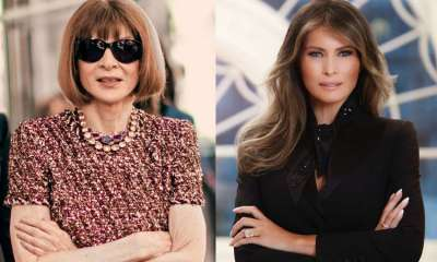 Anna Wintour throws shade at Melania Trump in the most subtle way