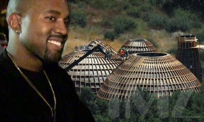Kanye West Building Prototype Domes for Housing Community