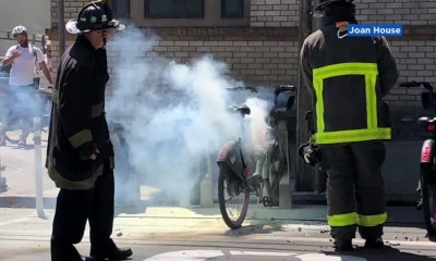 Lyft pulls fleet of e-bikes from San Francisco streets after two catch fire