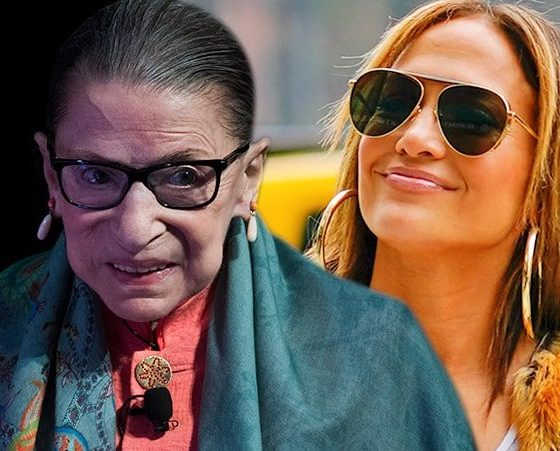 Ruth Bader Ginsburg Gave J Lo the Secret to a Happy Marriage