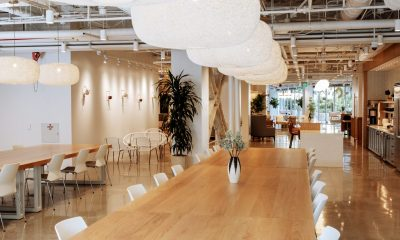 Studio at Beverly Hills Delivers a Google-esque Workspace
