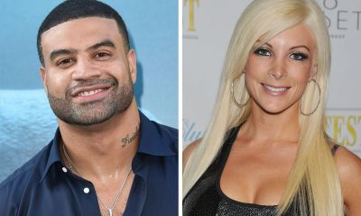 Ex Buffalo Bills linebacker Shawne Merriman denies role in model's death, says her parents are 'defaming' him