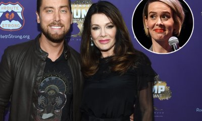 Lance Bass Thinks Lisa Vanderpump's Sarah Paulson Snub Was 'Legit' (Exclusive)