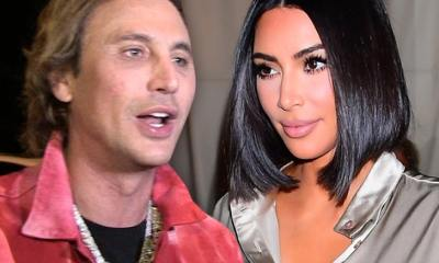 Kim K's Pal Jonathan Cheban Legally Changes Name to 'Foodgod'