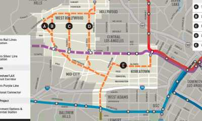 West Hollywood Pushes to Accelerate Crenshaw Line Extension