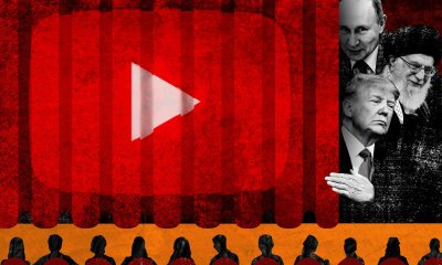 YouTube Promised to Label State-Sponsored Videos But Doesn't Always Do So