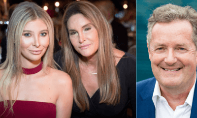 Caitlyn Jenner's partner Sophia Hutchins tears into Piers Morgan for grilling her about their sex life
