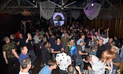It Was a Dance Party to Bid Farewell to Historical Gay Disco, Studio One