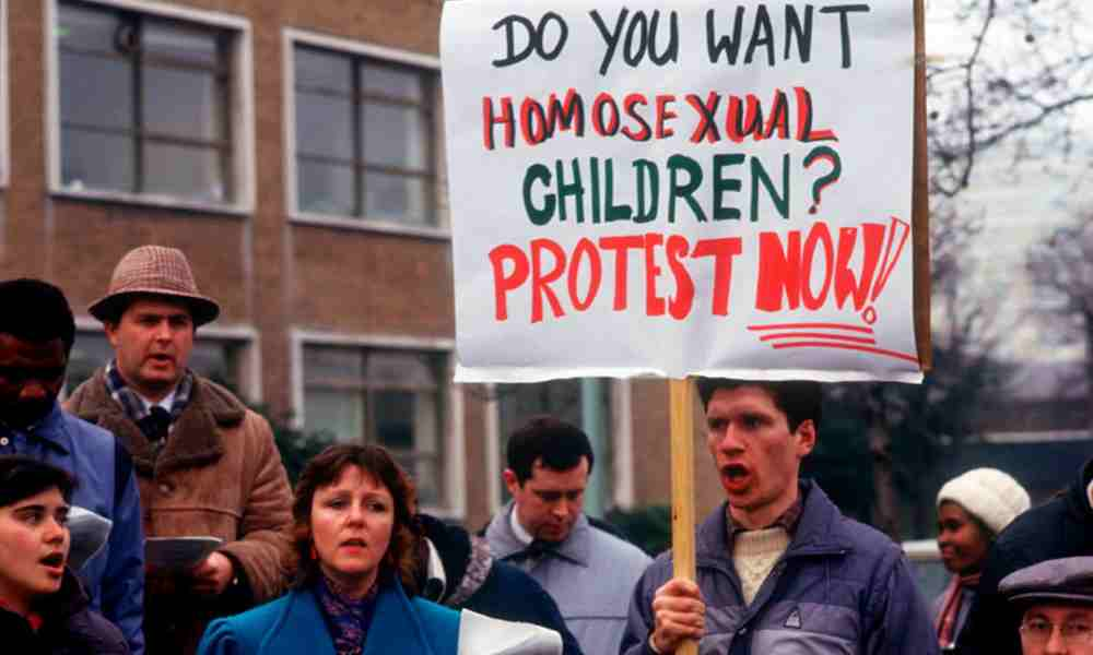 America's right is lobbying against South Africa's sex education syllabus