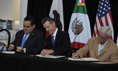 "Governor Newsom and Governors from Baja California States Re-Establish ""Commission of the Californias"""