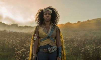 Meet Naomi Ackie, the breakout actor from 'Star Wars'