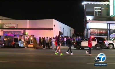 Woman dies after stabbing at Catch One nightclub in Mid City area of Los Angeles, suspect in custody