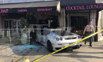Lisa Vanderpump's Restaurant Rammed By Ferrari, Smashes Through Patio