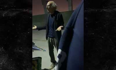 Larry David Rips Autograph Seekers, 'Find Another Way to Make Money!'