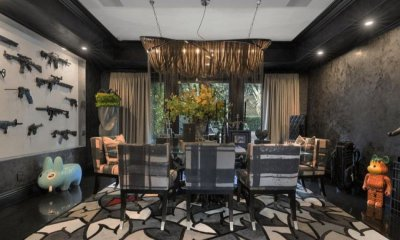 Dr. Phil's Beverly Hills Mansion for Sale -The Inside Is Bizarre to the Max