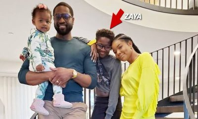 Dwyane Wade Says His 12-Year-Old Identifies As Female, Goes By Zaya