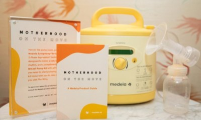 Medela and The Wing Launch Motherhood on the Move Partnership to Help Co-Working Women Achieve Breast Milk Feeding Goals
