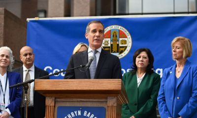 LA Mayor Eric Garcetti Will Soon Order Citywide Lockdown of Bars and Dine-In Restaurants