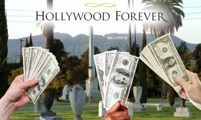 Coronavirus Triggers Panic to Buy Gravesites at Famous Hollywood Cemetery