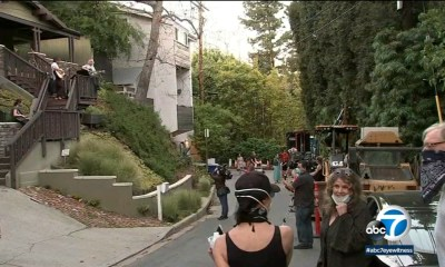 Laurel Canyon Hosts Porch Concerts Amid Stay Home Order