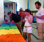 'Momentum' Provides Welcome Art Space For Many at Pride Festival