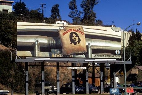 """""""Rock 'N' Roll Billboards of the Sunset Strip"""""""